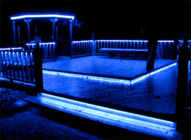 Diy Led Deck Lighting Home Design