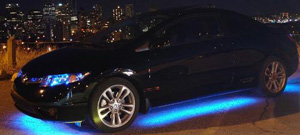 car lights led