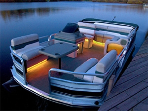 boat interior illumination